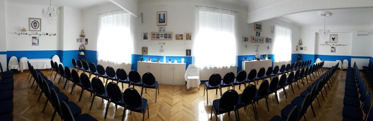 Josê Penteado Spirituális és Meditációs Központ